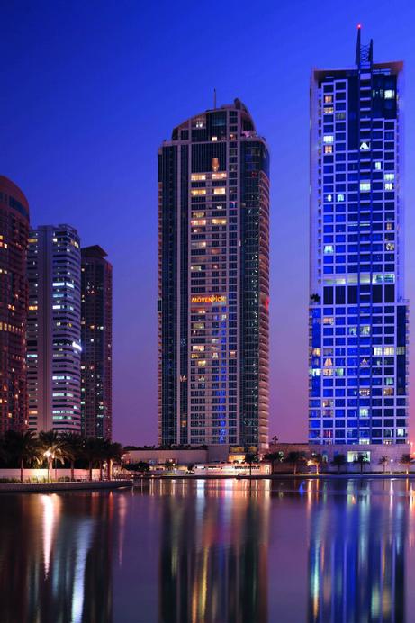 Movenpick Hotel Jumeirah Lakes Towers,