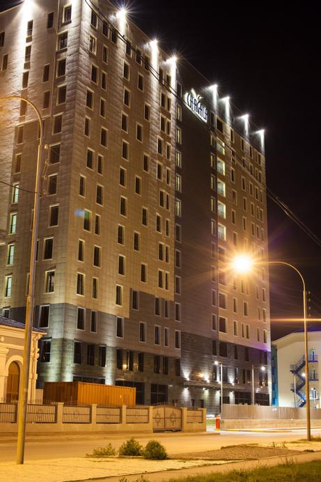 Chagala Ural Residence, Makhambetskiy