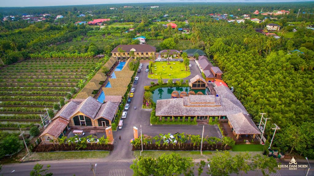 Khum Damnoen Resort, Damnoen Saduak
