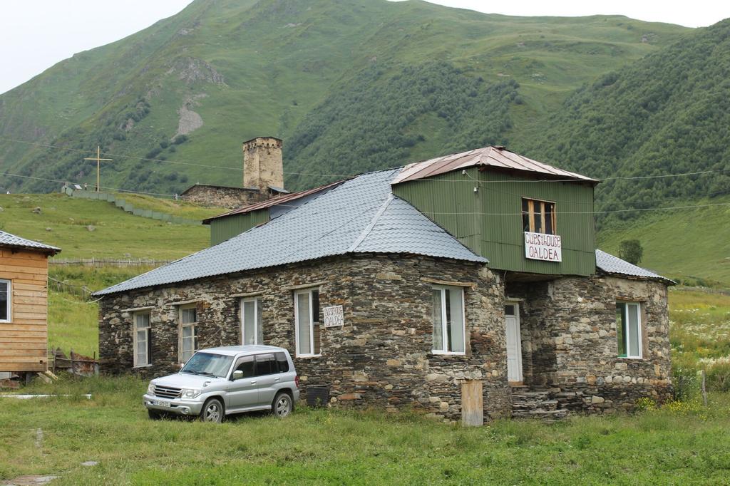 Guesthouse Qaldea, Mestia