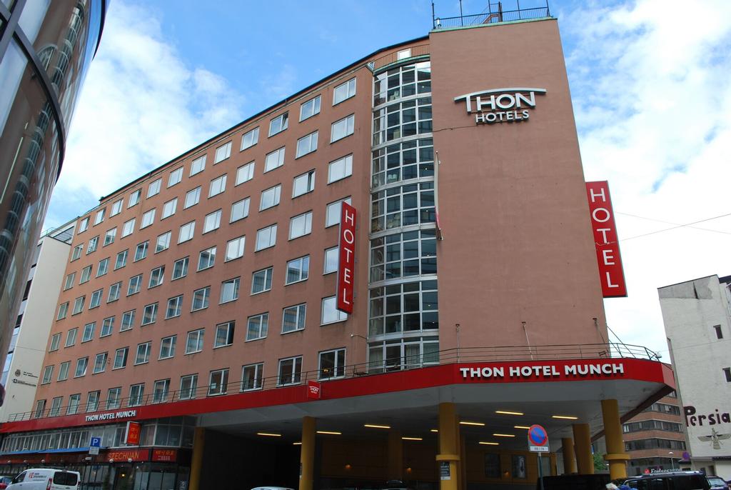 Thon Hotel Munch, Oslo
