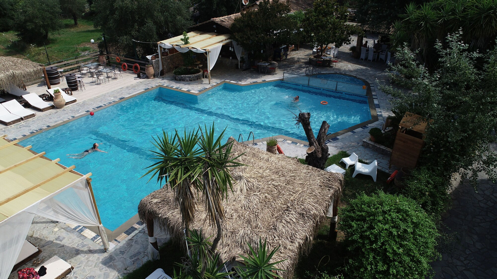 Spiti Nikos, Ionian Islands