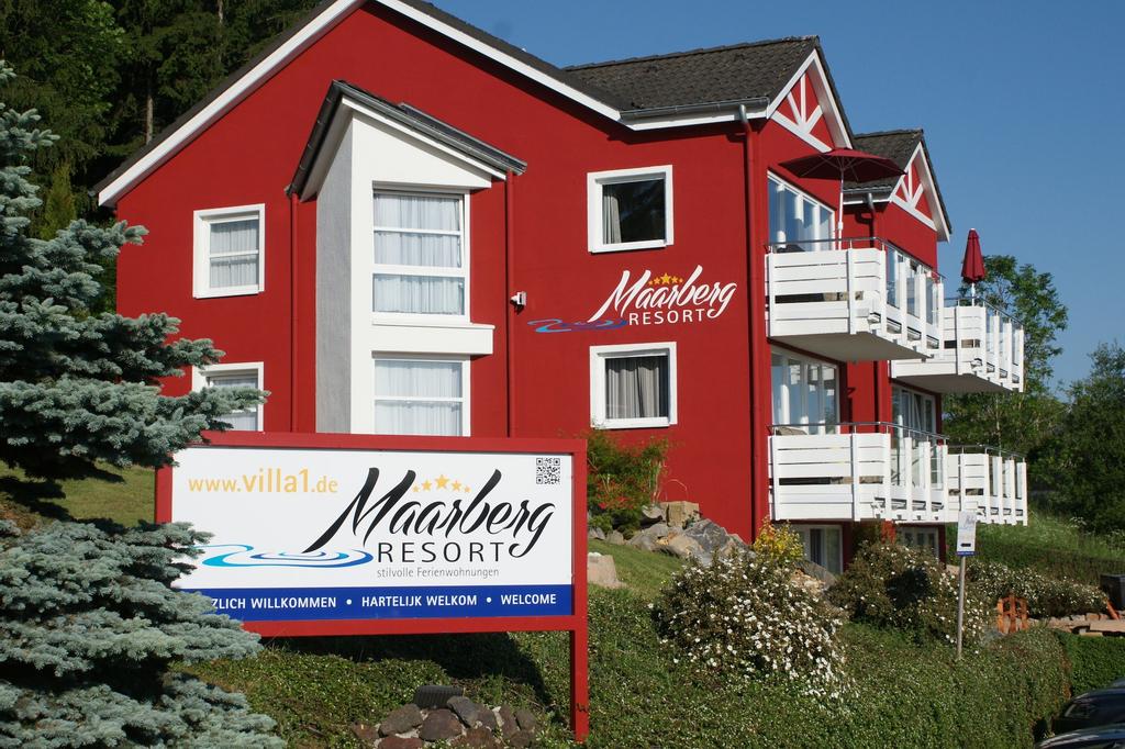 Ferienwohnungen Maarberg Resort, Vulkaneifel