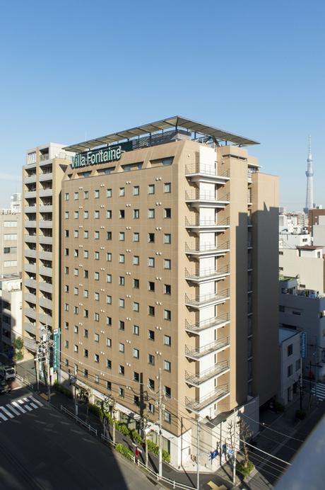 Hotel Villa Fontaine Tokyo-Ueno Okachimachi, Taitō