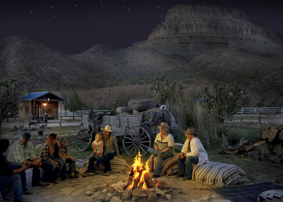 Grand Canyon Western Ranch, Mohave