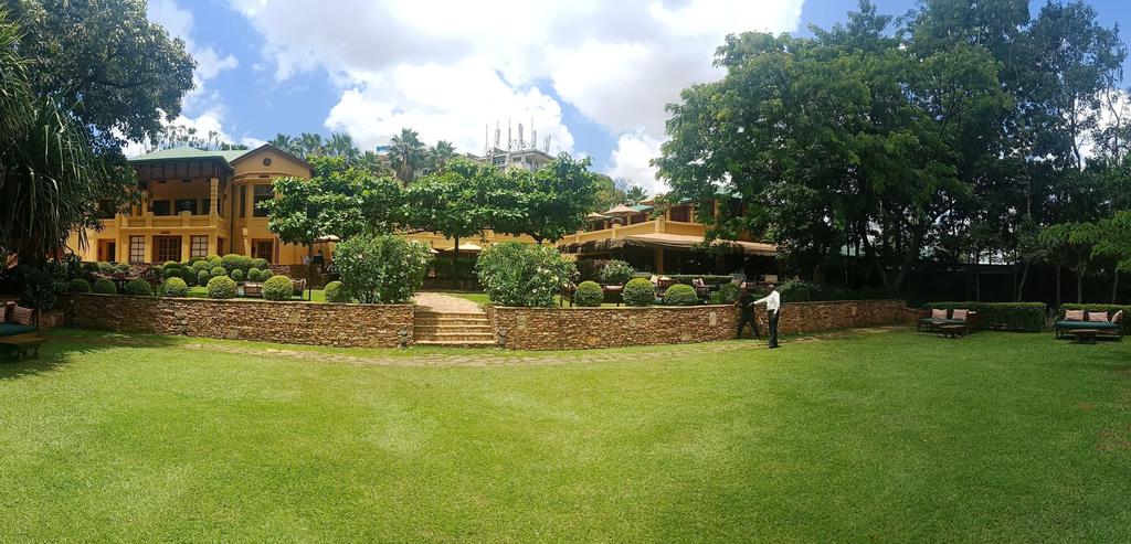 The Emin Pasha Hotel, Kampala