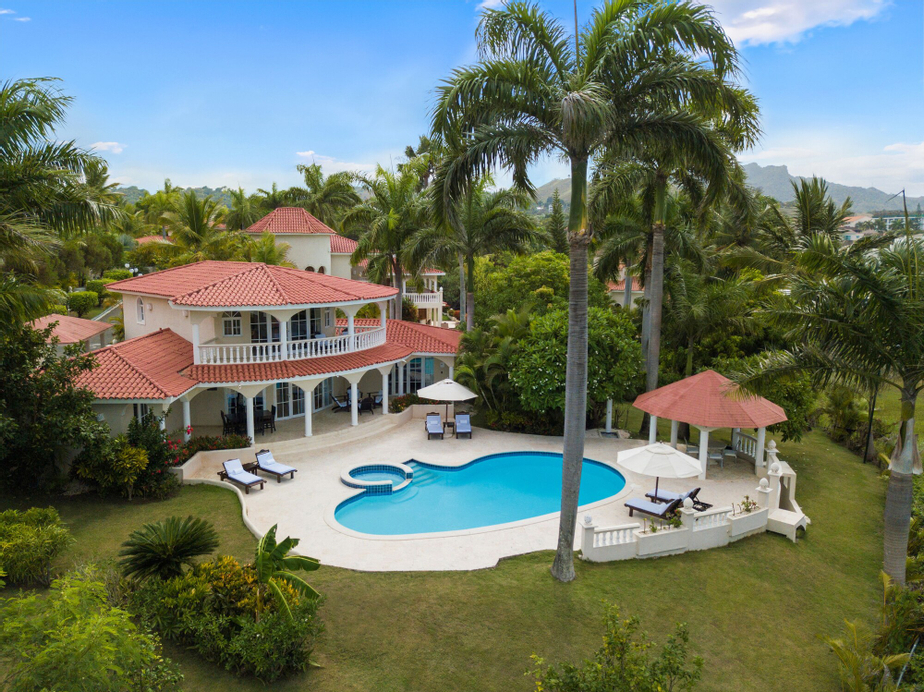 Crown Villas 4 bdrm - All Inclusive, San Felipe de Puerto Plata