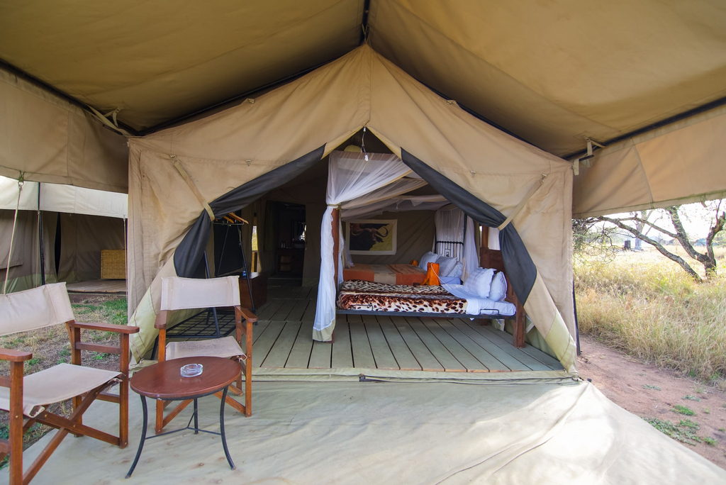 Angata Migration Camp, Serengeti