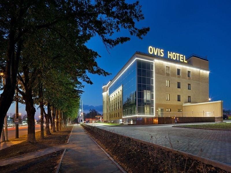 Ovis Hotel, Kharkivs'ka