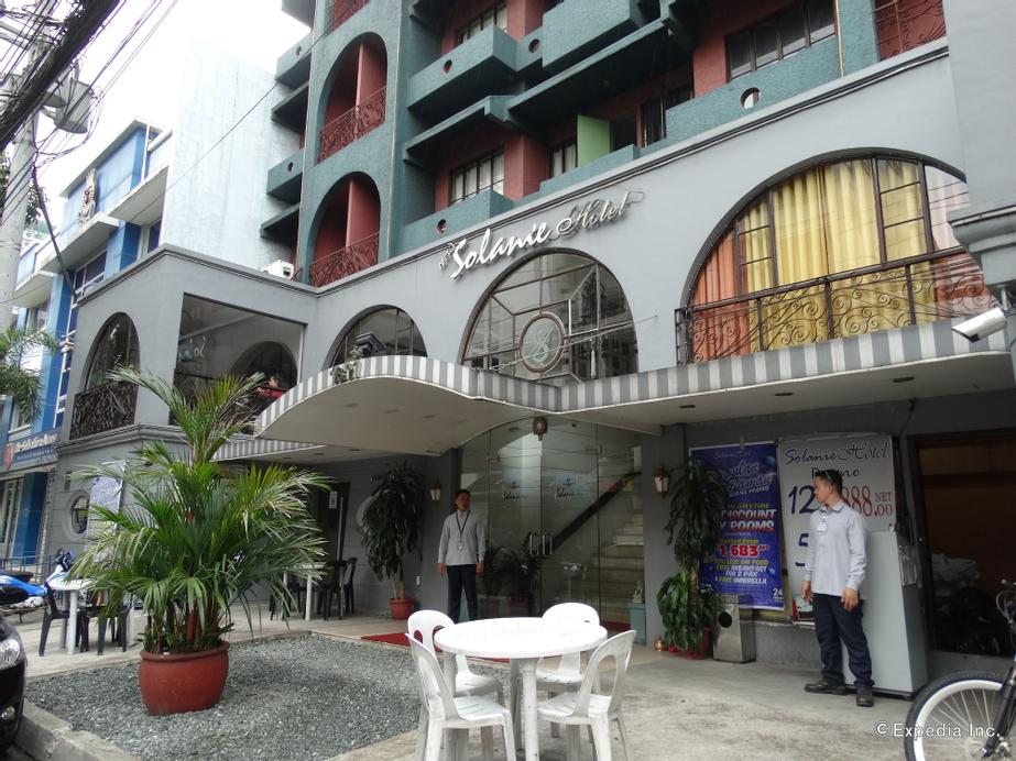 New Solanie Hotel, Manila