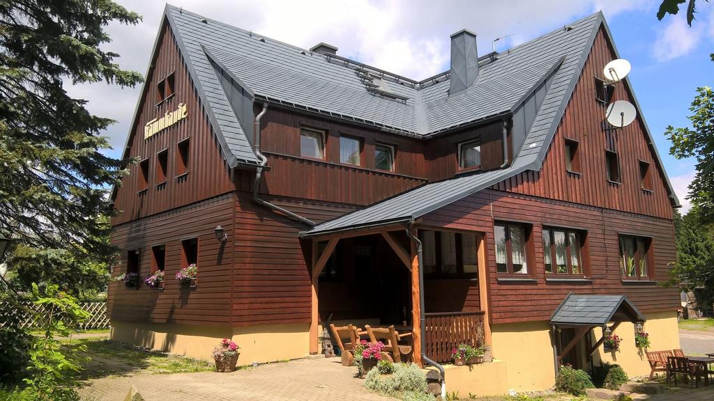 Kammbaude Neuhermsdorf, Sächsische Schweiz-Osterzgebirge