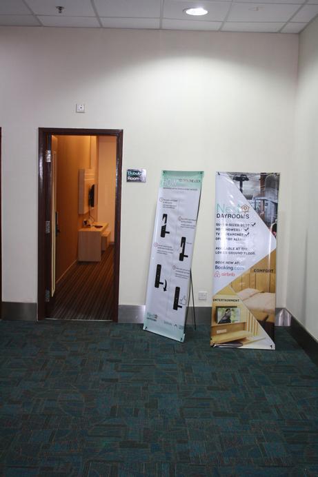 Nest Dayrooms, Berakas A