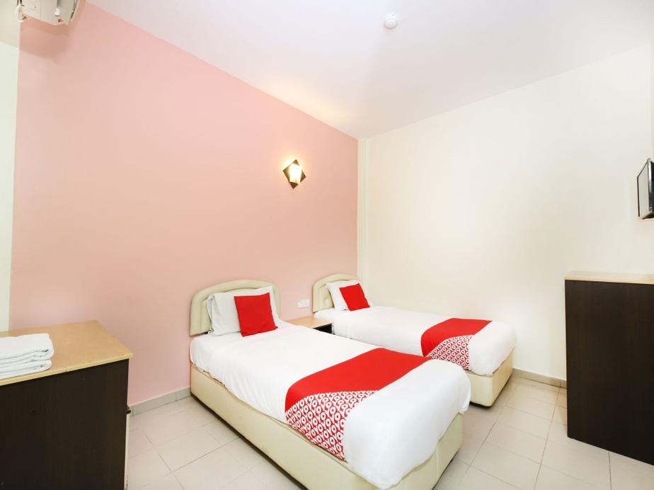 OYO 602 Hotel Sri Mutiara Bahau, Jempol