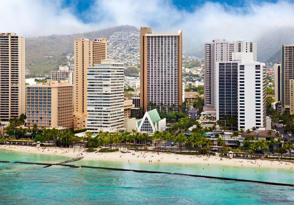 Hilton Waikiki Beach, Honolulu