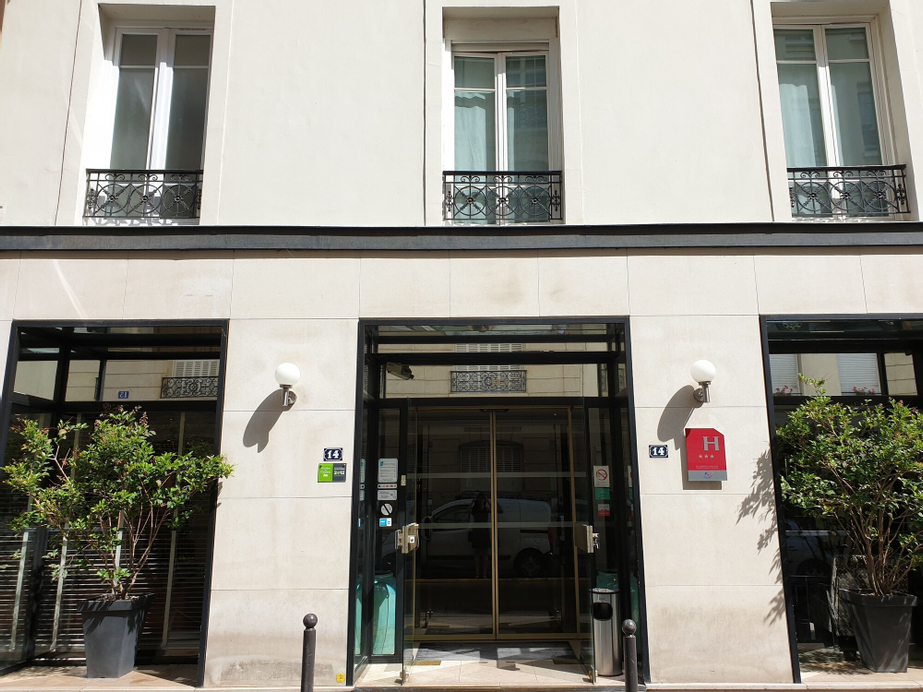 Hotel Floride Etoile, Paris