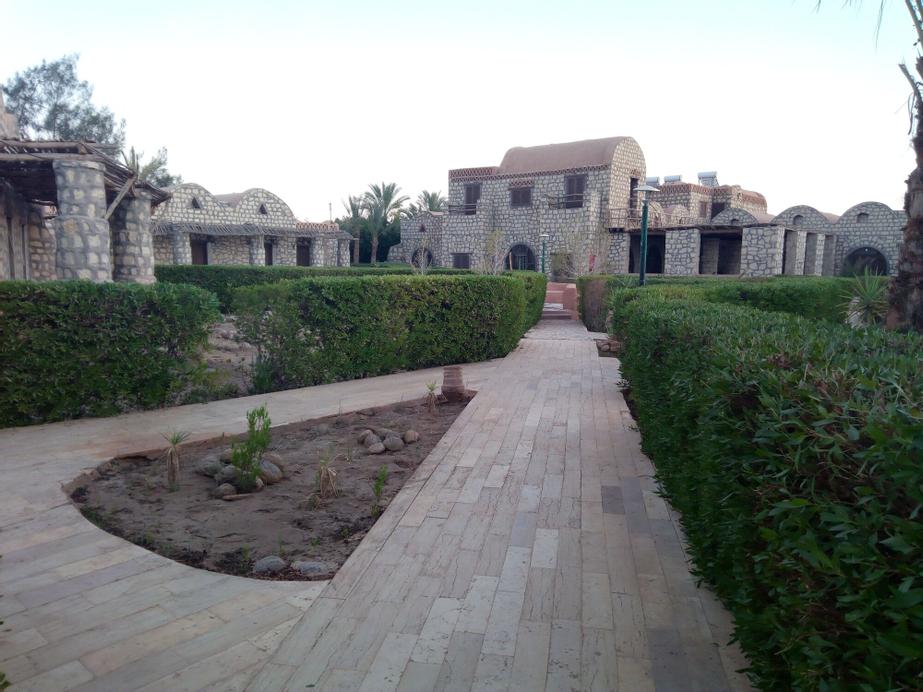 Aliyah Lodge, Unorganized in Al Jizah