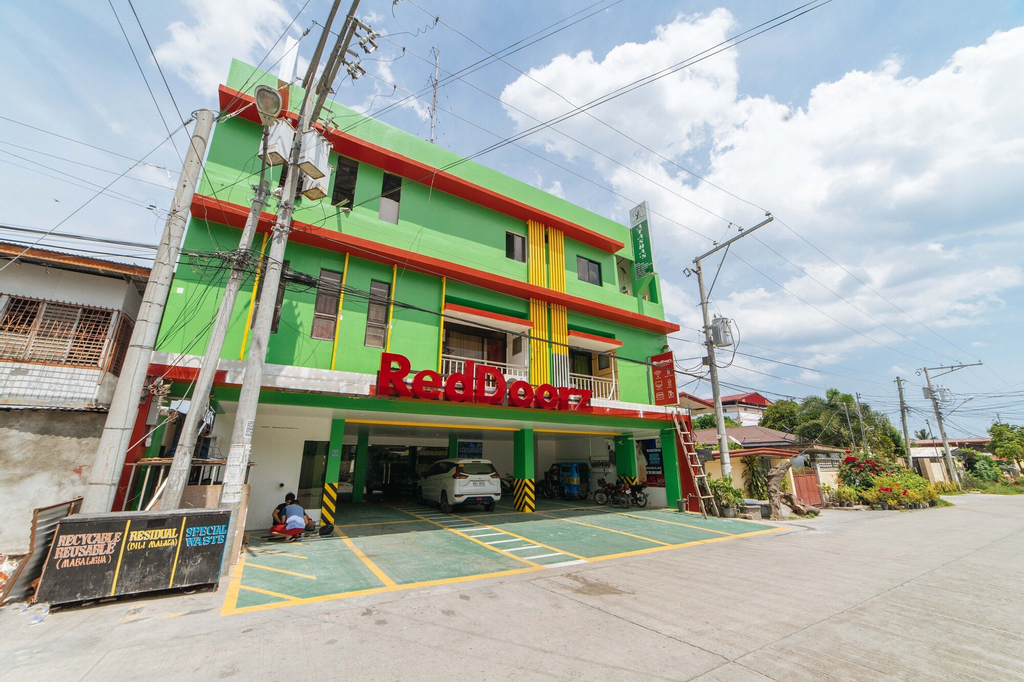 RedDoorz near Notre Dame University Gensan, General Santos City