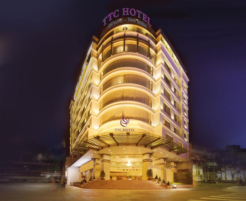 TTC Hotel Deluxe Tan Binh, Tân Bình