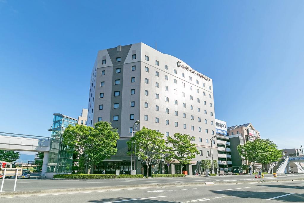 Hotel Sunroute Nagano-Higashiguchi, Nagano