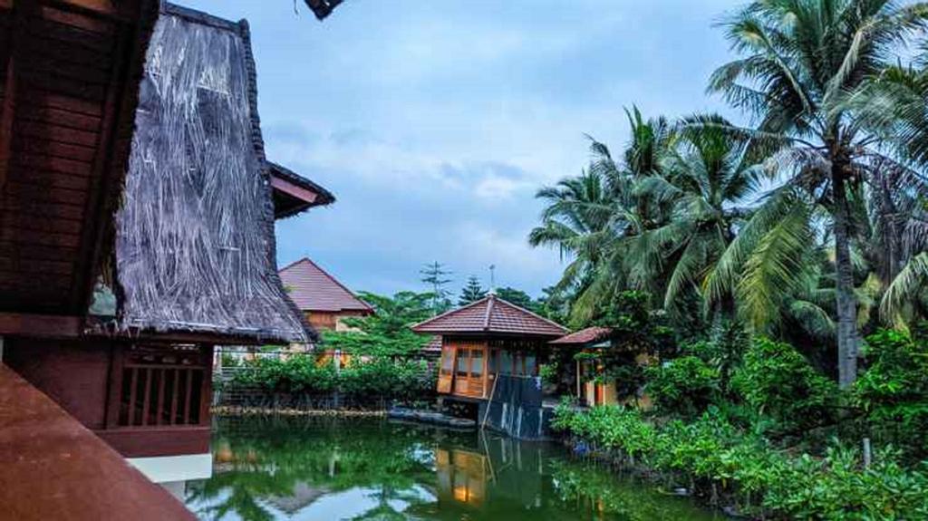 Woody Villa, Pangandaran