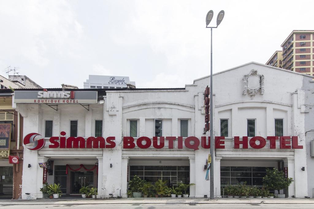 Simms Boutique Hotel Bukit Bintang, Kuala Lumpur