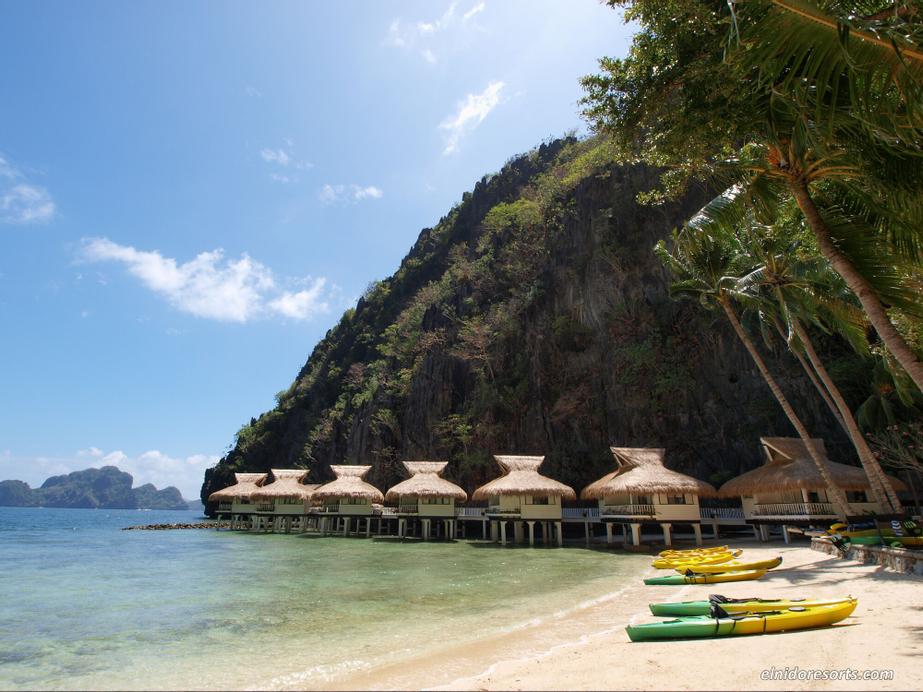 Miniloc Island Resort, El Nido