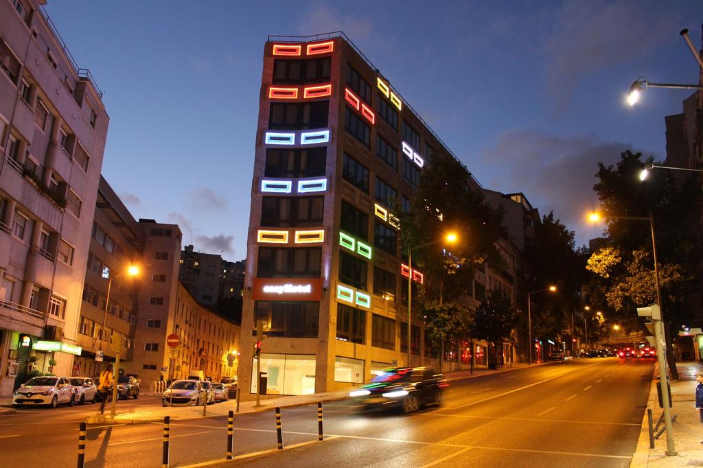easyHotel Lisbon, Lisboa