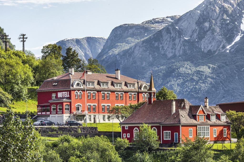 Tyssedal Hotell, Odda
