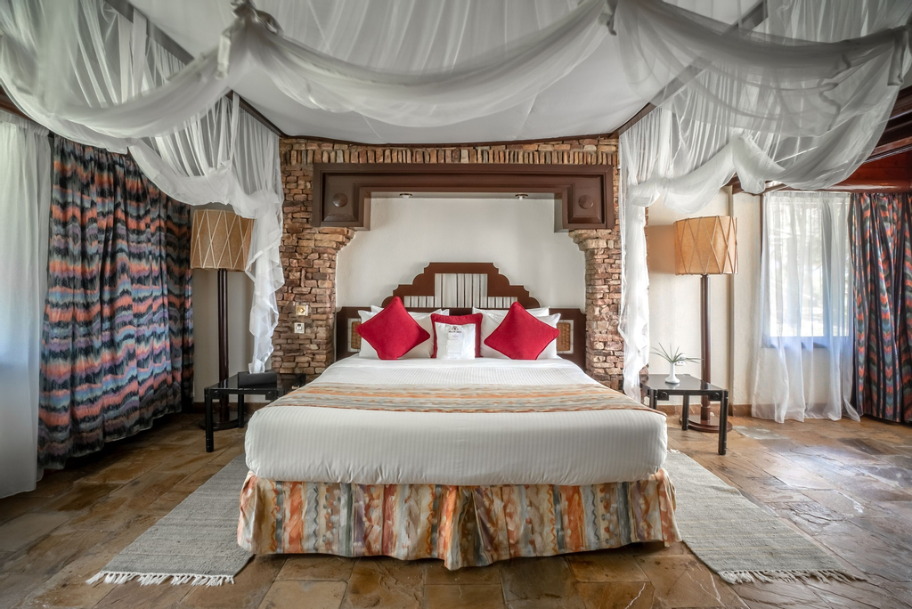 Sarova Shaba Game Lodge, Isiolo North
