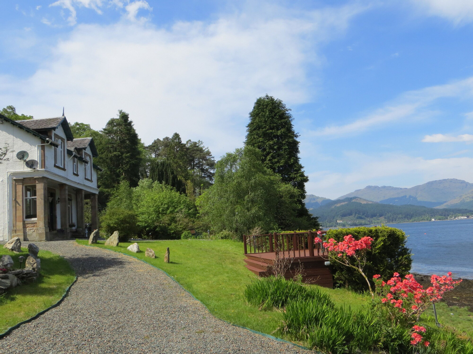 Lochwood House B&B and Self Catering, Argyll and Bute