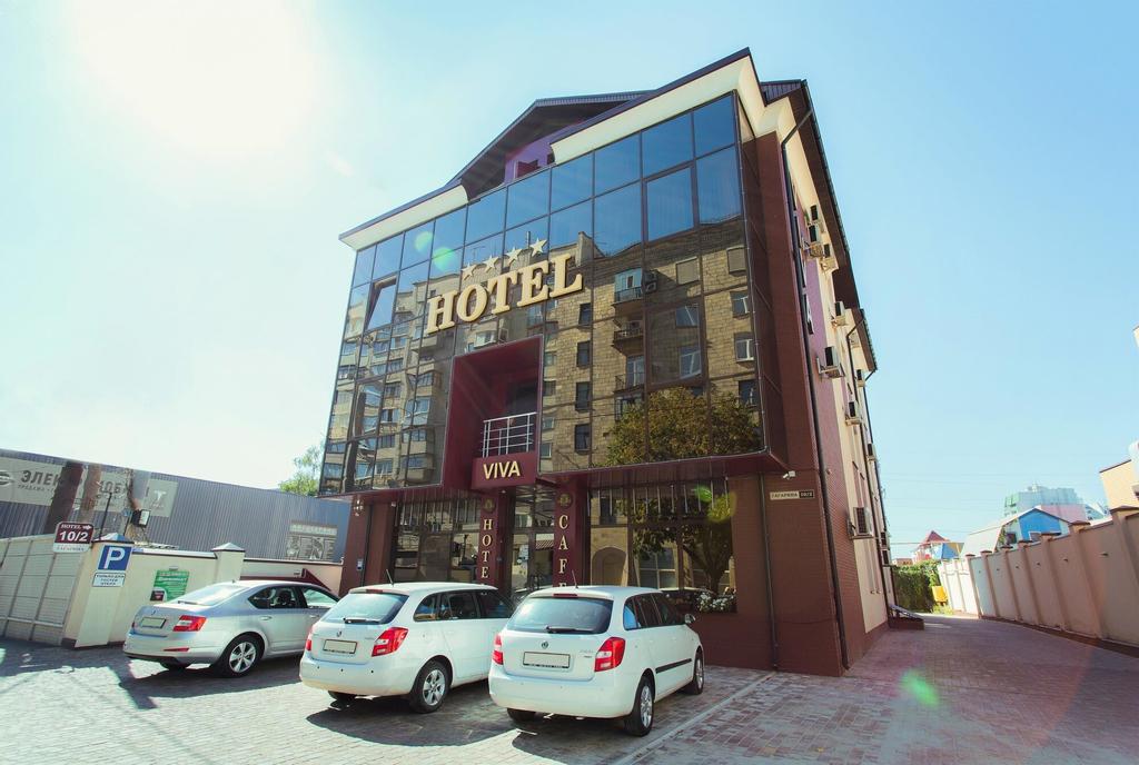 Viva Hotel, Kharkivs'ka