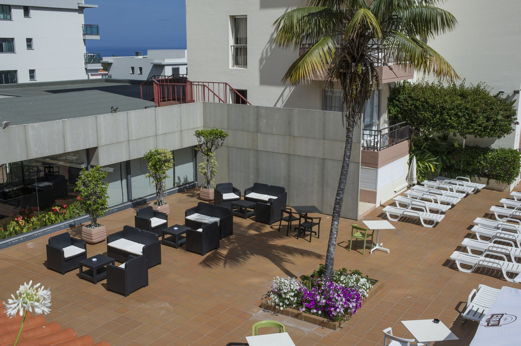 Dorisol Buganvilia Hotel, Funchal
