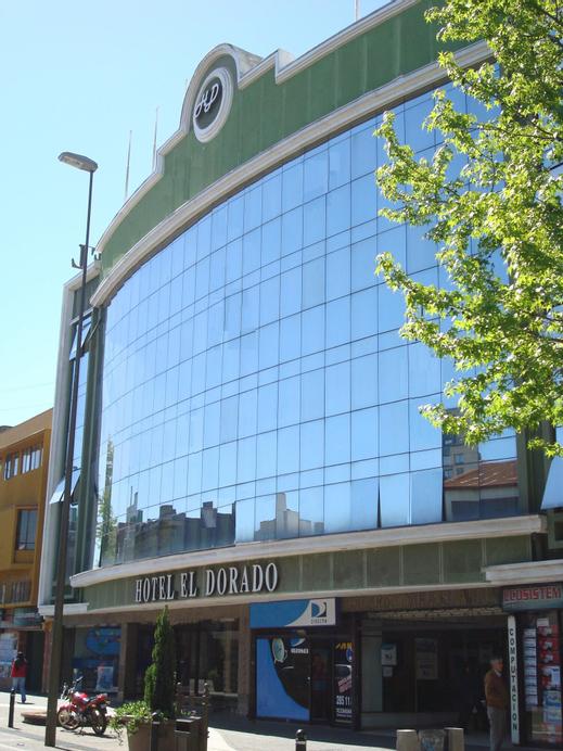 Hotel HD Ex Dorado, Concepción