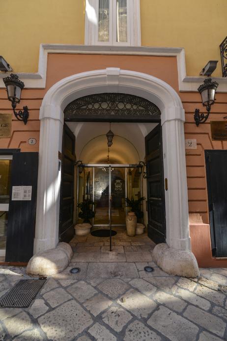 Akropolis Hotel, Taranto