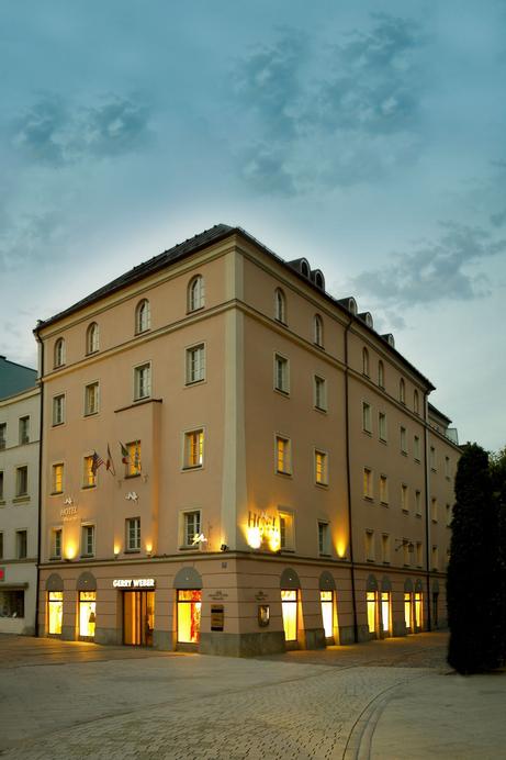 Centro Hotel Weisser Hase, Passau