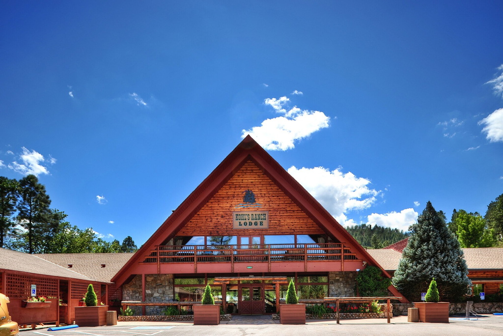 Kohl's Ranch Lodge by Diamond Resorts, Gila