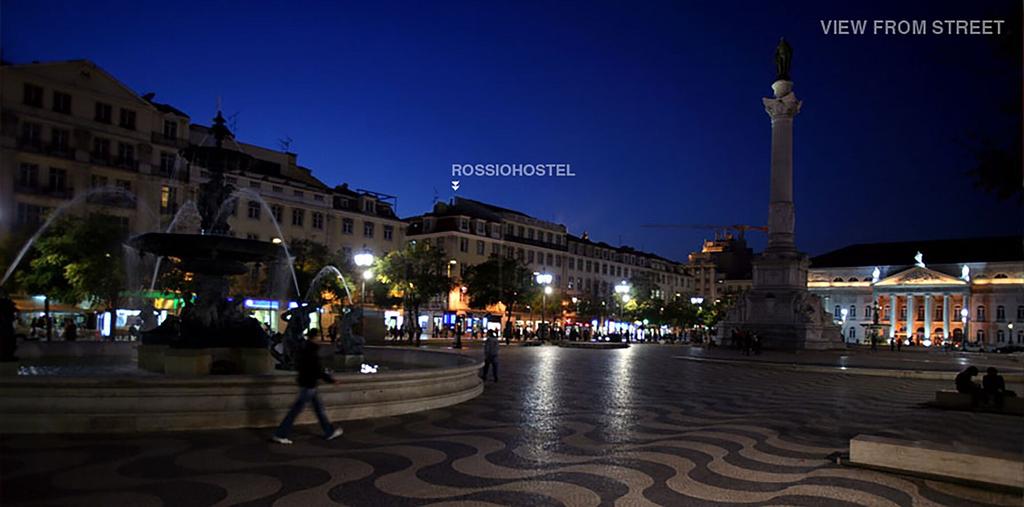Rossio Hostel, Lisboa