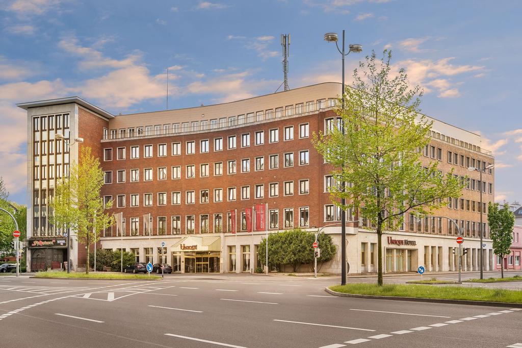 Novum Hotel Unique Dortmund Hauptbahnhof, Dortmund