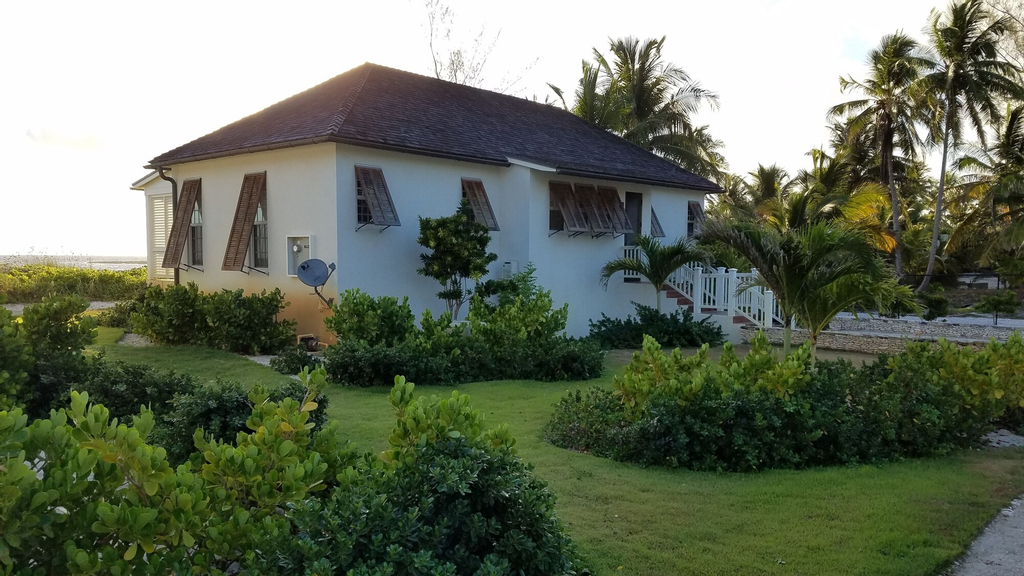 French Leave South Beach Dogtrot Villa,