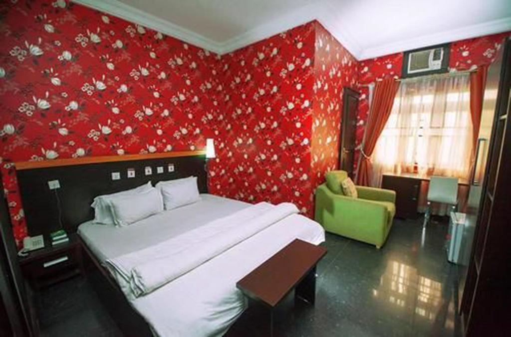 Grace Manor Hotels and Suites, Enugu North