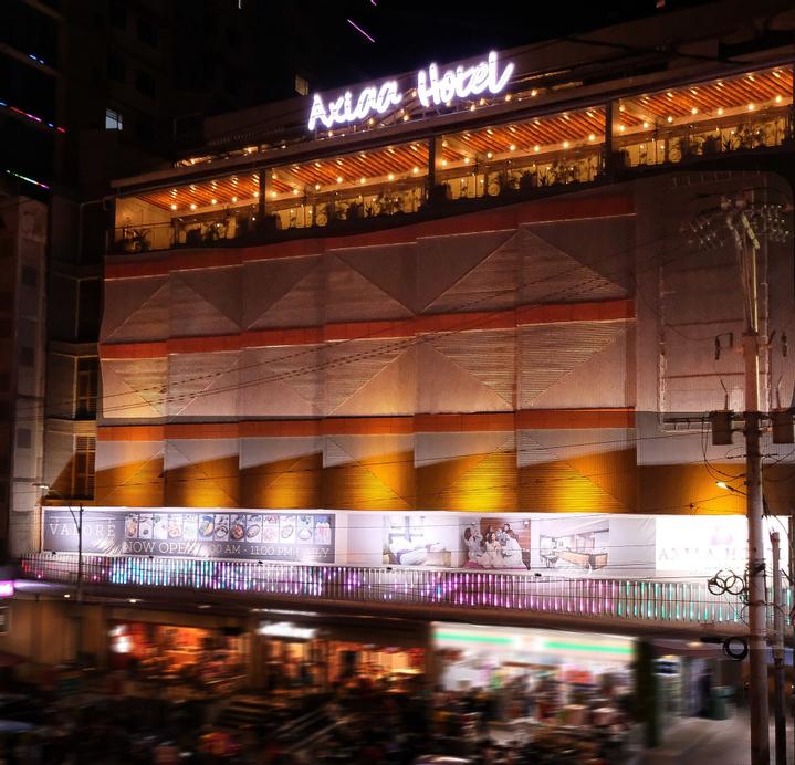 Axiaa Hotel, Quezon City