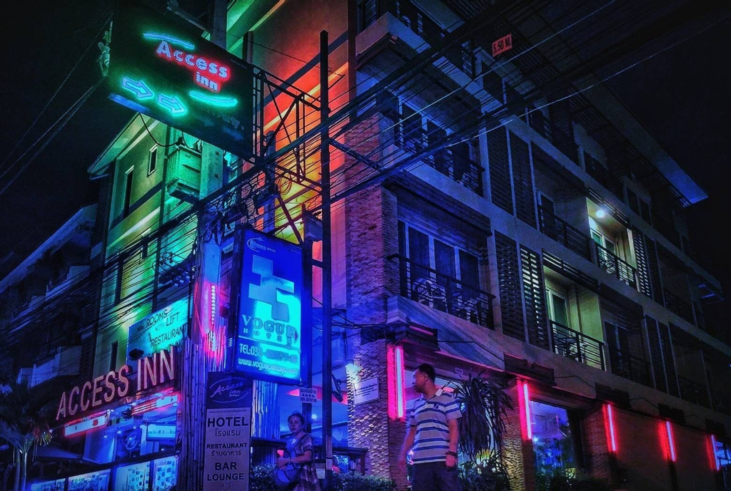 Access Inn Pattaya, Pattaya
