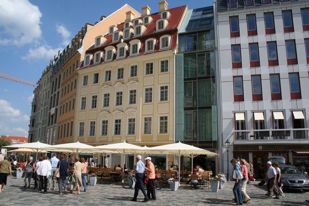 Aparthotel Altes Dresden, Dresden