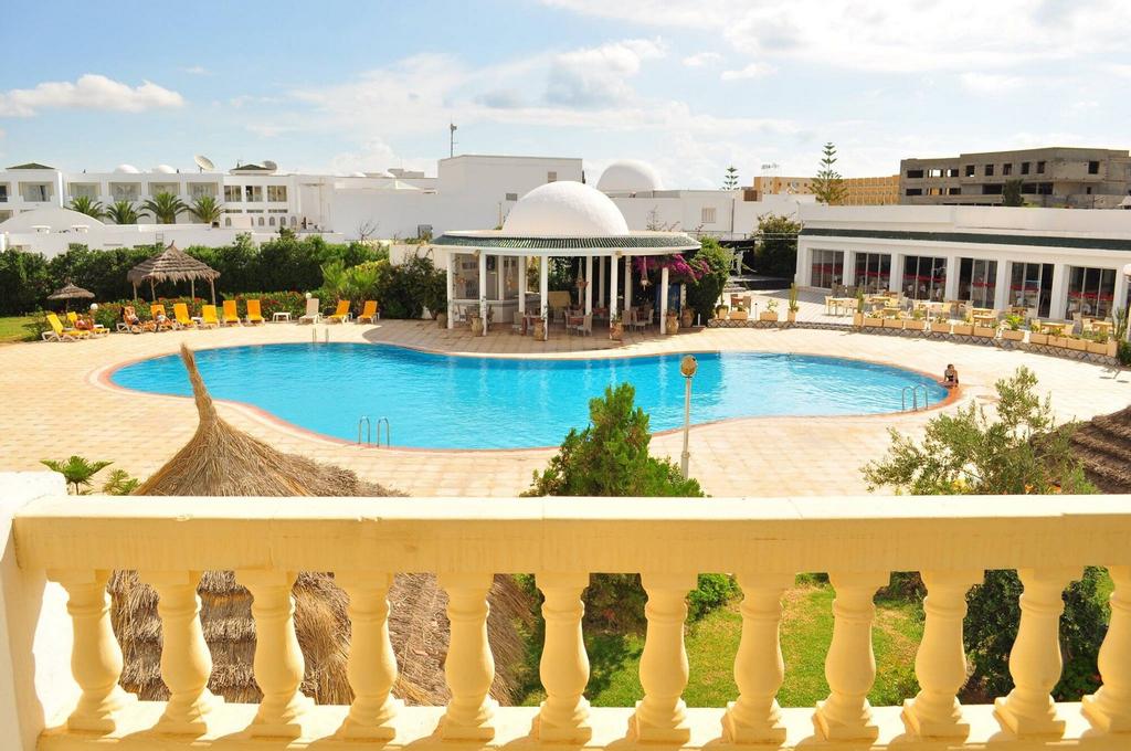Zodiac Hotel, Bouficha