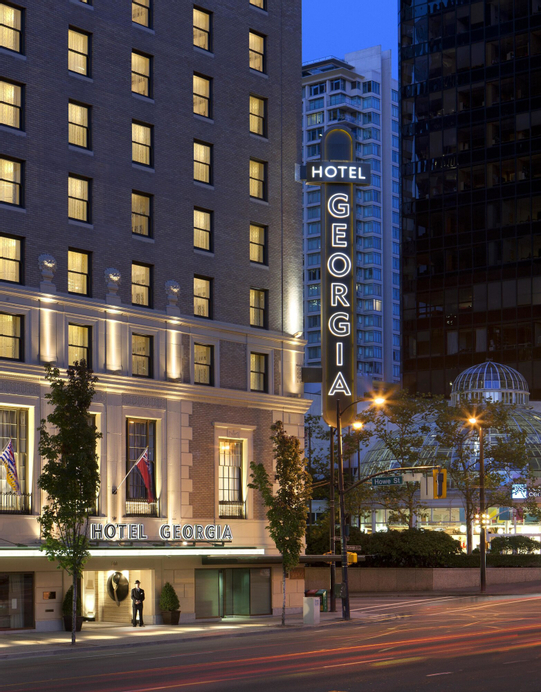Rosewood Hotel Georgia, Greater Vancouver
