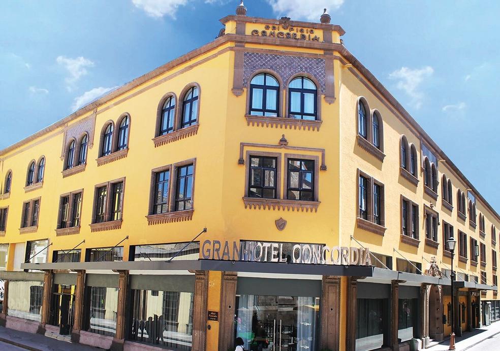 Gran Hotel Concordia, San Luis Potosí