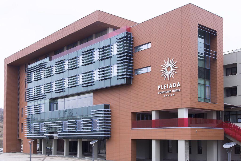 Pleiada Boutique Hotel And Spa, Iasi