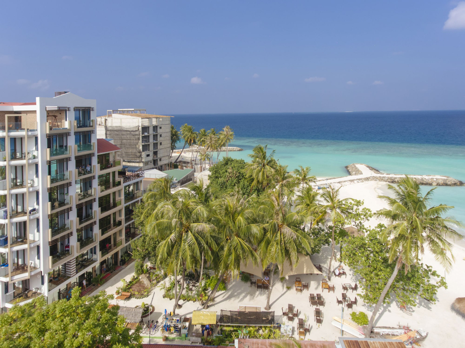 Arena Beach Hotel, Kepulauan Maafushi