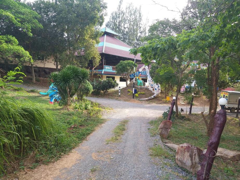 Viewsuay Fahsai Resort, Muak Lek