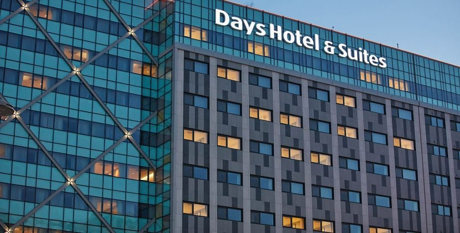 Days Hotel and Suites Incheon Airport, Jung